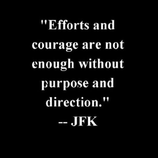 Quote by JFK